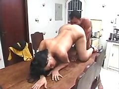 Round ass shemale beauty is hammered in tranny xxx vids