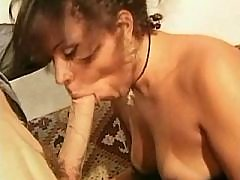 Cock intrudes shemales ass in hot shemale videos